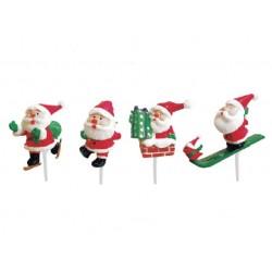 NAVIDAD Santa Claus Surtido...