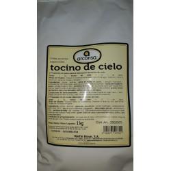 Postre TOCINO DE CIELO...