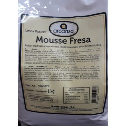 Mousse FRESA *Bolsa 1 Kg.